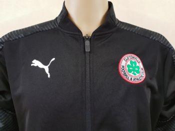 Black Stadium Jacket
